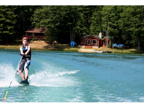 Water sports!