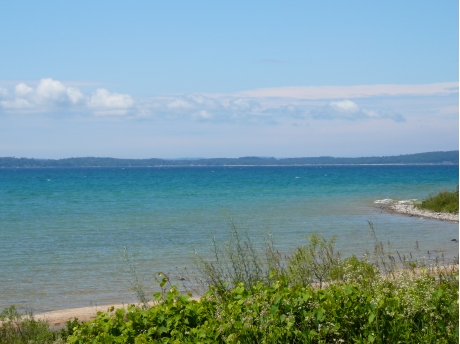 East Grand Traverse Bay Beach