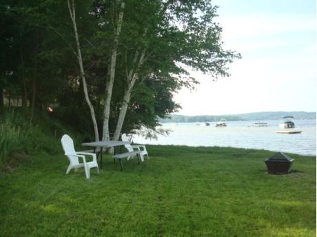 Bellaire Mi Vacation Rental Private Birch Shores