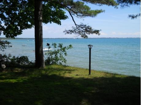 Tawas Bay view