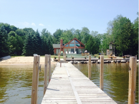 Central Lake Mi Vacation Rental Penny Lodge Rentalbug Com