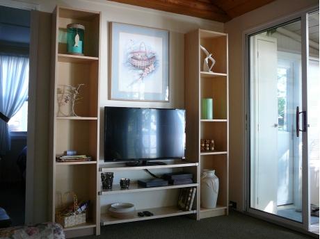 Cottage A: Living room