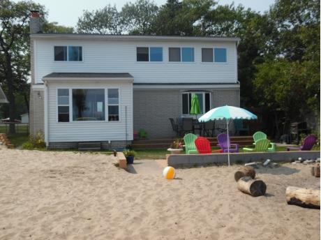 oscoda mi vacation rental north coast cottage rentalbug com rh rentalbug com