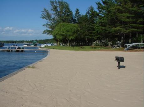Sandy Beach Access