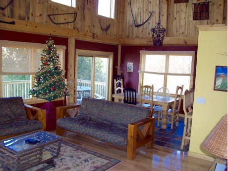 Christmas at the Barn Cottage!