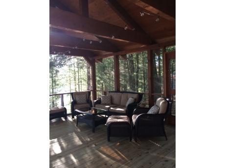 Kalkaska, MI Vacation Rental - Harmony on Bear Lake