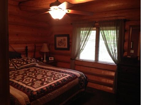 View 2 of Main Floor Bedroom (sleeps 2)