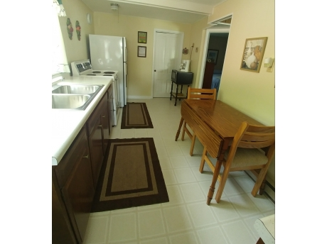 Kitchen is very clean and fully equipped plus Microwave.