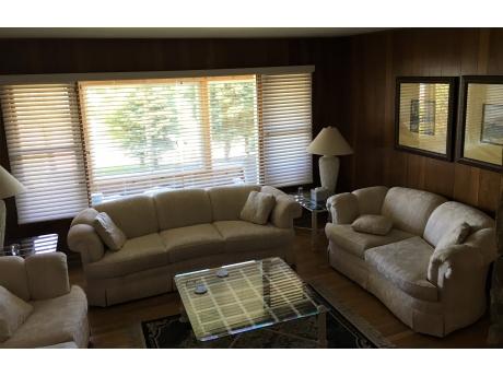 Beautiful living room.