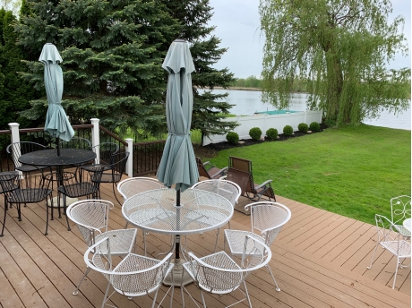 Cushions for all the trees.