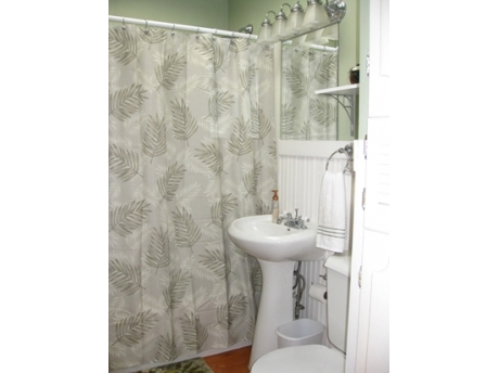Full bathroom remodeled in 2015