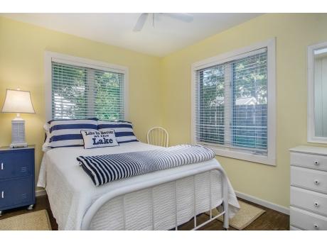 Main Level Full Bedroom