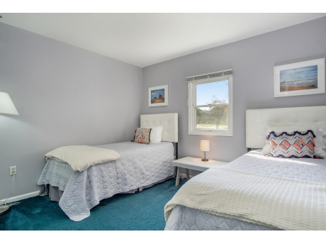 Lower Level Bedroom with 2 twins View More Pictures on our Website!