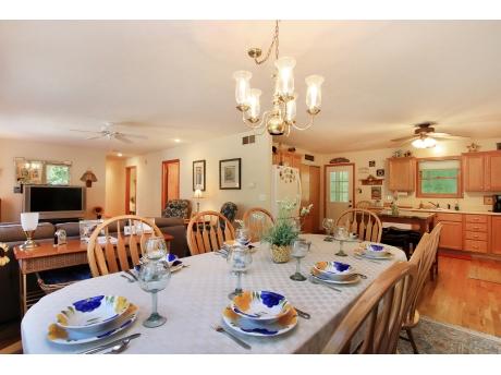 Beautiful Formal Dining Area