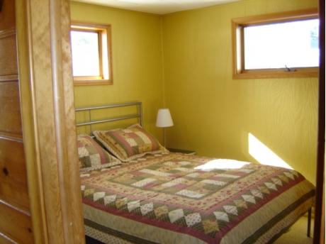 Sunny Queen Bedroom