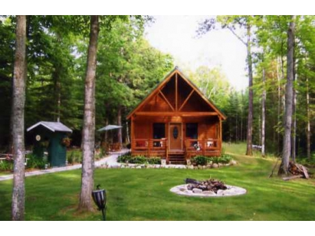 Onaway, Michigan vacation rentals, cottages, cabins, resorts, b&bs
