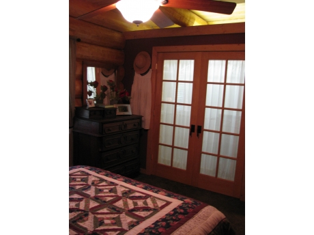 View of the Main Floor Bedroom