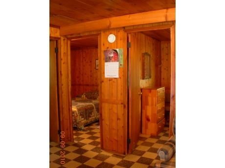 Bedrooms of Cabin #1