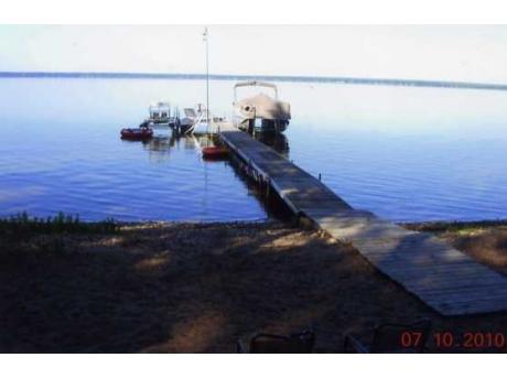Black Lake & Dock